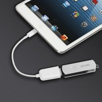 ADAPTADOR APPLE OTG LIGHTNING A USB