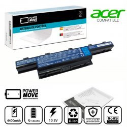 BATERIA ACER COMPATIBLE   TRAVELMATE 5335   5744 SERIES