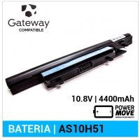 BATERIA GATEWAY COMPATIBLE | AS10H51