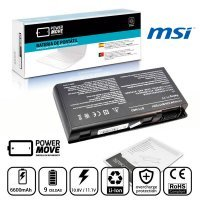 BATERIA COMPATIBLE MSI GT660 SERIES   BTY-M6D
