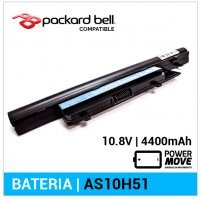 BATERIA PACKARD BELL COMPATIBLE | AS10H51
