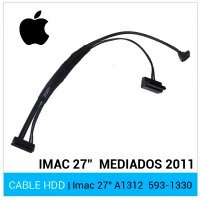 "CABLE DE DISCO DURO APPLE IMAC 27"" A1312 