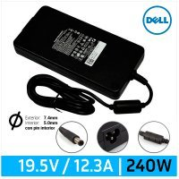 CARGADOR DELL ORIGINAL ALIENWARE 17 R3 SERIES