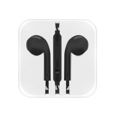 AURICULARES ESTÉREO iOS & ANDROID H10A | NEGRO