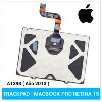 TRACKPAD APPLE | MACBOOK PRO RETINA 15 A1398 ( 2013 )