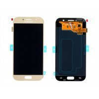 SAMSUNG A520F GALAXY A5 2017 PANTALLA LCD DISPLAY + TACTIL ORIGINAL ORO | GH97-19733B