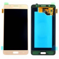 SAMSUNG J510F GALAXY J5 2016 PANTALLA LCD DISPLAY + TACTIL ORIGINAL ORO | GH97-19467A
