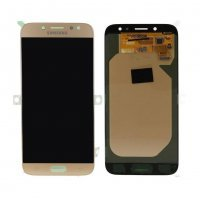 SAMSUNG J730F GALAXY J7 2017 PANTALLA LCD DISPLAY + TACTIL ORIGINAL ORO | GH97-20736C