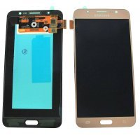SAMSUNG J710F GALAXY J7 2016 PANTALLA LCD DISPLAY + TACTIL ORIGINAL ORO | GH97-18931A