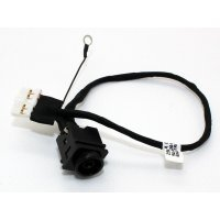 CONECTOR CORRIENTE CON CABLE SONY VAIO SVE17 SERIES | Z70CR 50.4MR01.001 50.4MR01.002