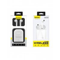 AURICULARES WIRELESS EARPHONE TWS-02 BLUETOOTH